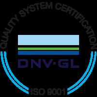 Zertifizierter Fachbetrieb nach ISO 9001 DNV-GL