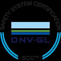 Zertifizierter Fachbetrieb nach SCC** DNV-GL