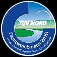 TEHA Technology Group zertifizierter Fachbetrieb nach WHG TÜV NORD